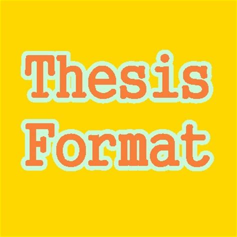NORTHWESTERN UNIVERSITY How to Format a Dissertation: A